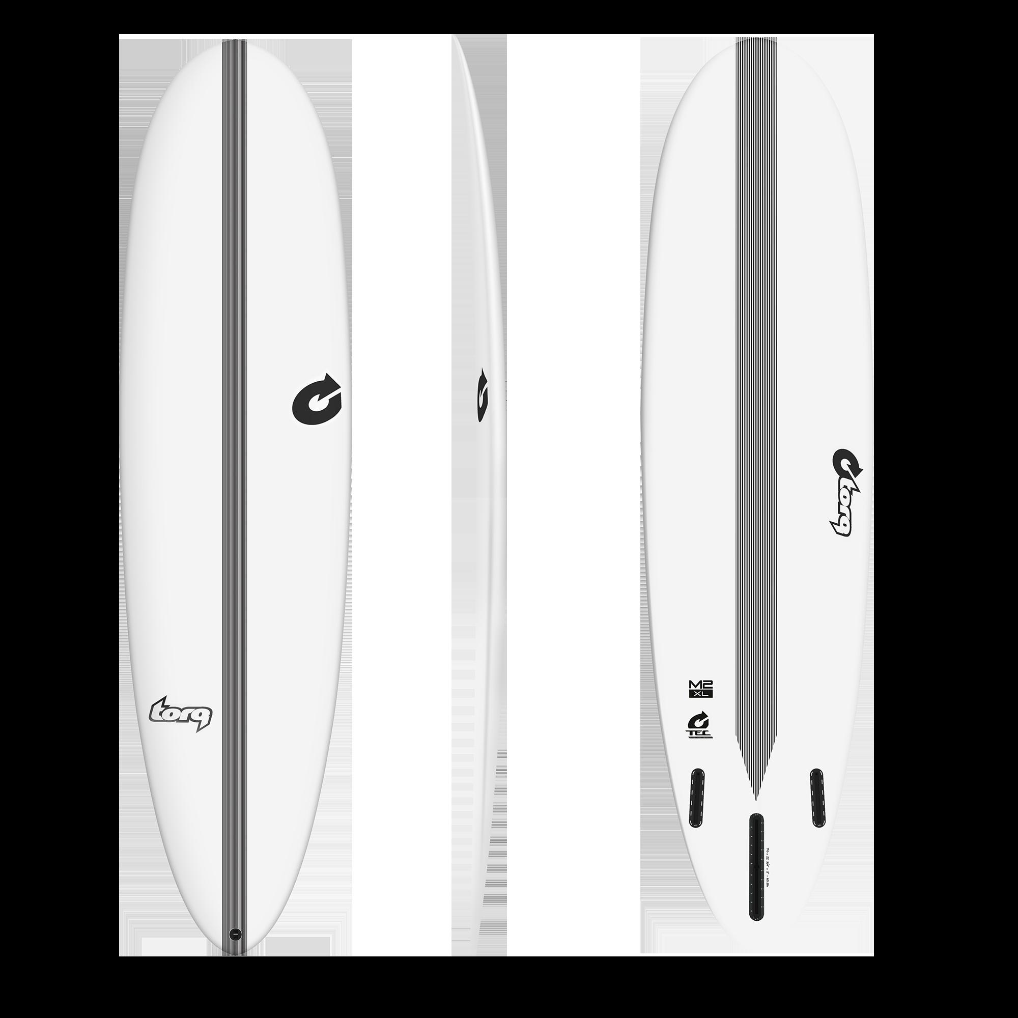 Torq M2 XL White