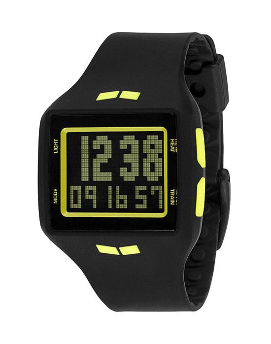 Vestal Watch The Helm - Black / Neon Yellow