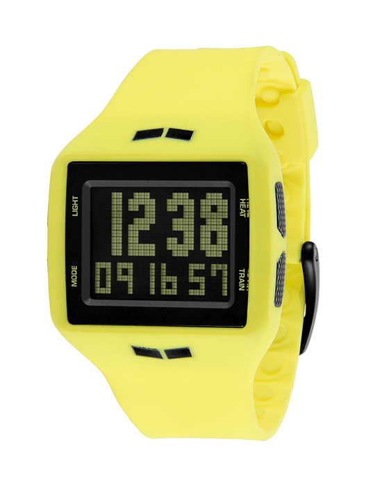 Vestal Watch The Helm - Fluorescent Yellow / Black