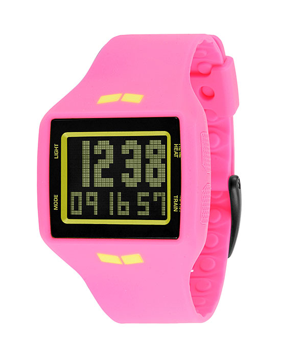 Vestal Watch The Helm - Hot Pink / Neon Yellow / Negative
