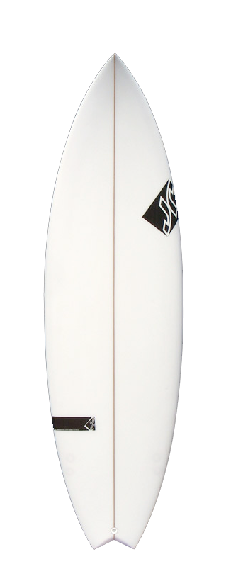 JR Surfboards Atomic Quad