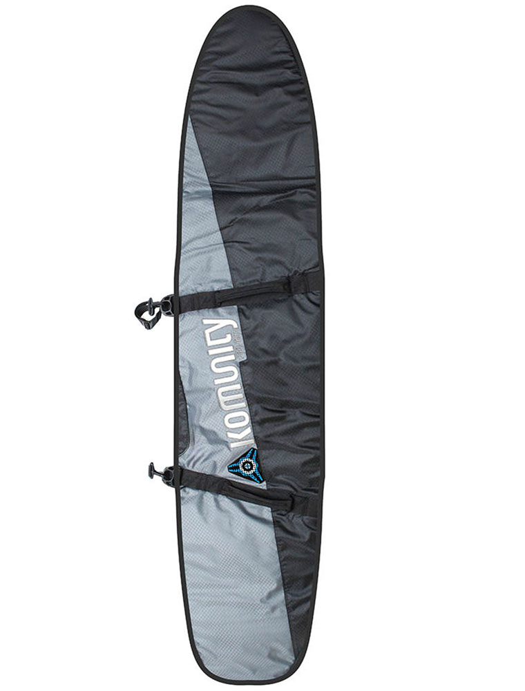 ARMOUR LONGBOARD SINGLE LIGHTWEIGHT TRAVELER BOARD BAG