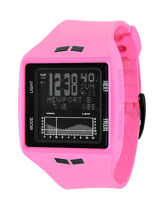 Vestal Watch Brig Tide & Train Pink