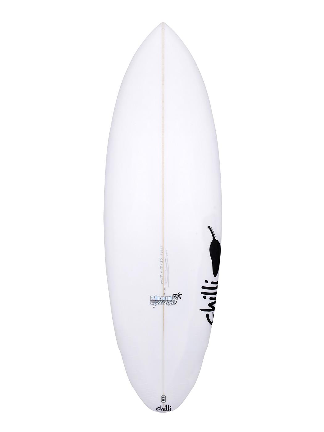 Chilli Surfboards Miami Spice Front