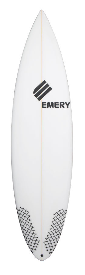 Emery Surfboards Black Angel Step Up