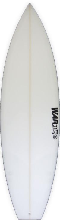 Warner Evil Twin Surfboard