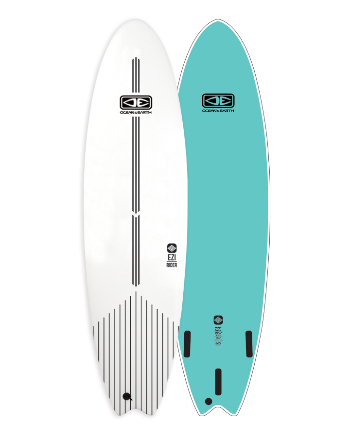 Ocean & Earth Ezi-rider Softboard 7'0