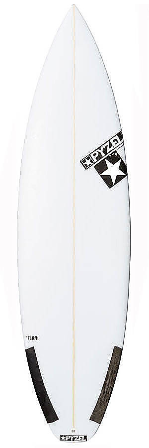 PYZEL THE FLASH SURFBOARD