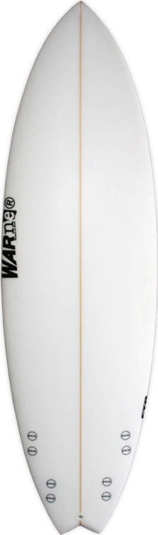 FTR warner surfboards