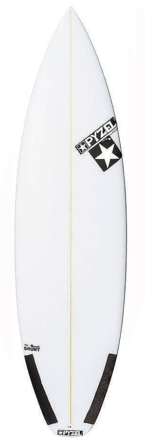 PYZEL THE GRUNT SURFBOARD
