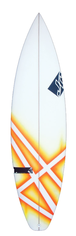 JR Surfboards Hustler