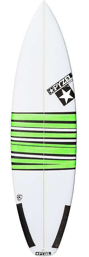 PYZEL PINKY SURFBOARD