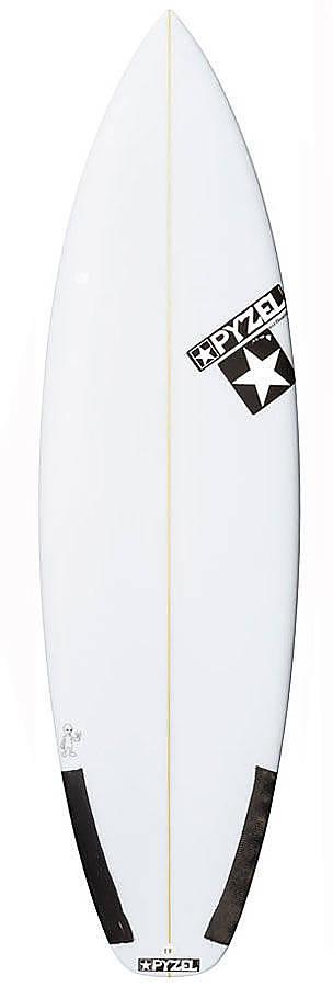 PYZEL PYZALIEN SURFBOARD