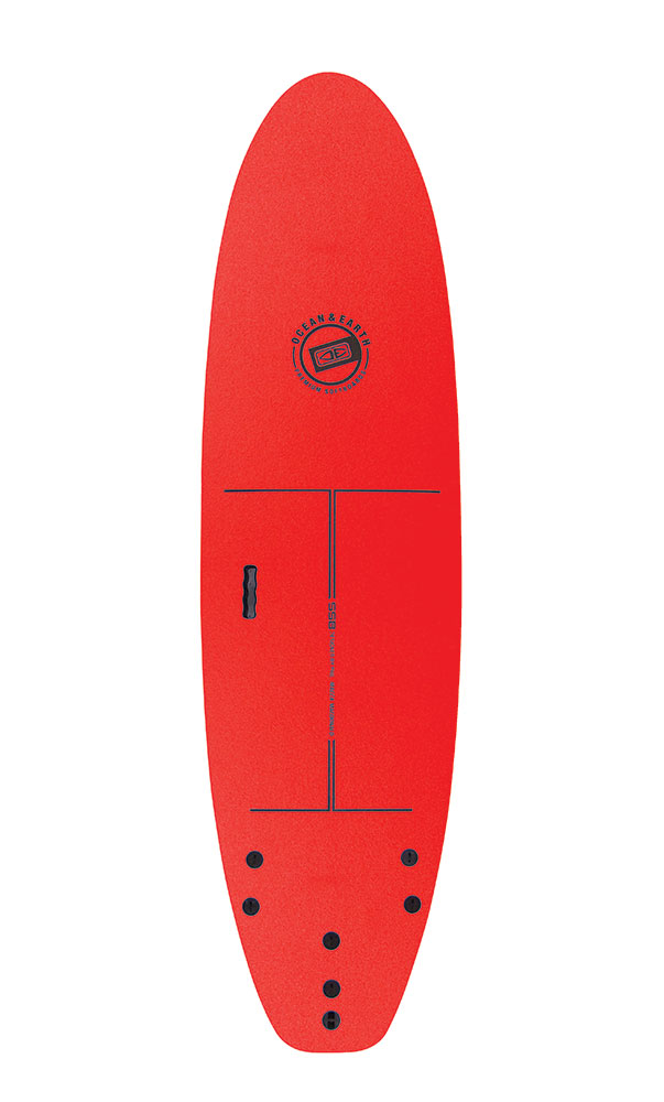 Ocean Earth 8'0 Surf School Softboard