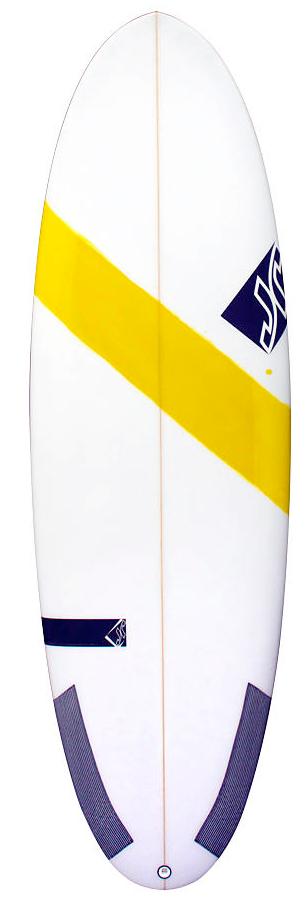 JR Surfboards The Sardine