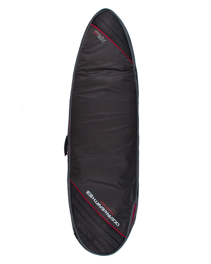 Ocean n Earth Double Wide Shortboard front view