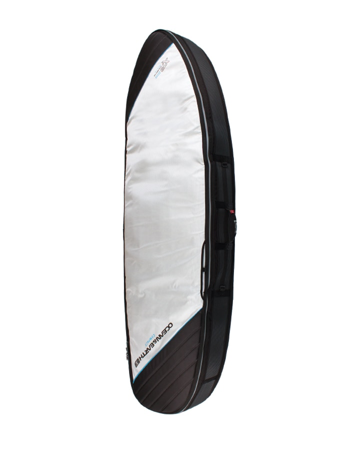 Ocean Earth Triple Compact Fish Boardbag side view