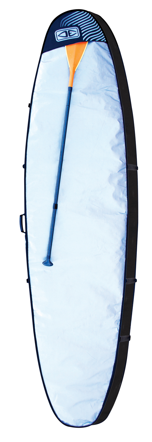 KOMUNITY PROJECT SIGNATURE TRIPLE LIGHTWEIGHT TRAVELLER BOARD BAG - 6'0 6'2 6'4 6'6