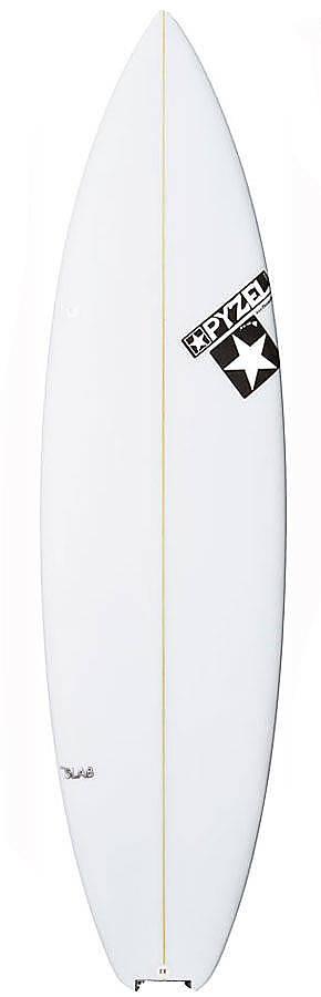 PYZEL THE SLAB SURFBOARD