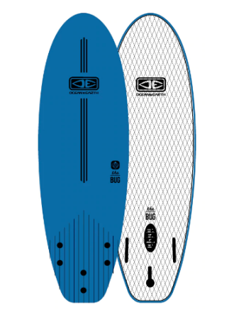 Ocean Earth 5'6 Bug Mini