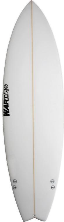 Warner Slingshot Surfboard
