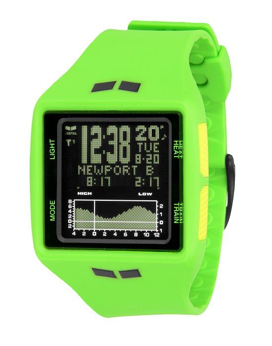 Vestal Brig Fluro Green watch