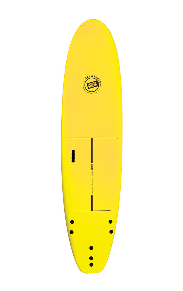 Ocean Earth 9'0 Surf School Softboard
