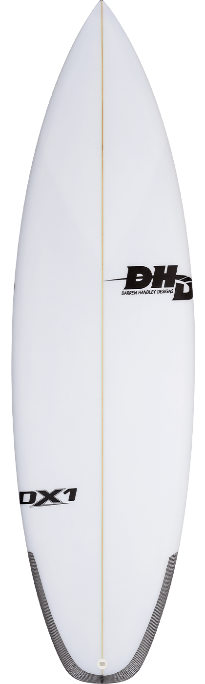 DHD JF DX-1 Deck Image