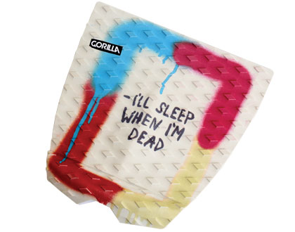 Gorilla Sleep pad front image