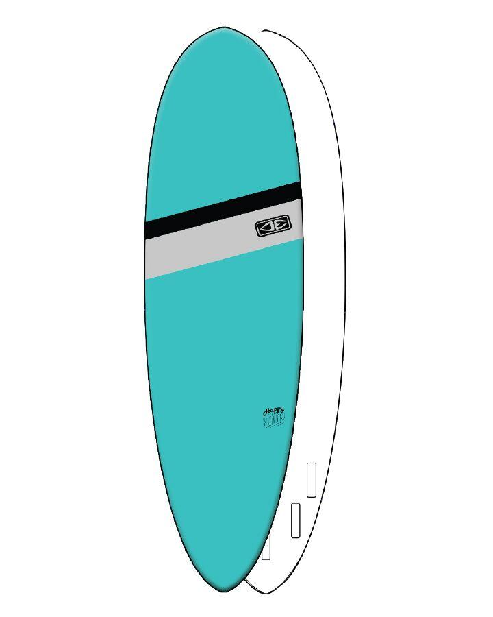 Ocean Earth MR Epoxy Soft 6'0